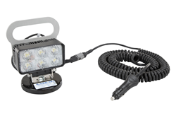 LED Floodlight that produces 1,400 lumens of light