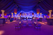 For the San Francisco Symphony's 2014 gala, Got Light created champagne-inspired lighting.