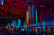 The 2015 Dreamfest and UCSF benefit featured custom LED chandeliers designed by Got Light.