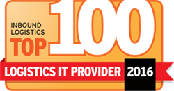 2016 Top 100 Logistics IT Company
