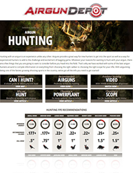 Definitive Guide to Airgun Hunting from AirgunDepot.com