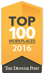 2016's Top Workplaces.
