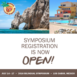 2016 Bilingual Symposium in Los Cabos, Mexico