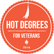 2016 Hot Degrees for Veterans™ Pave the Way to Civilian Success for Former and Transitioning Members of the Nation's Military