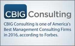 Cbig consulting is one of america s best management for Innovation consulting firms chicago