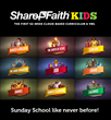 12,000 Sunday School Teachers Switch To SharefaithKids's Cloud Based Curriculum