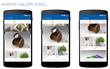 The Dremel 3D mobile app on Android