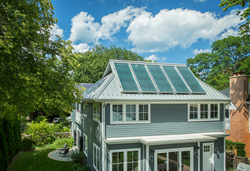 Residential Solar Powered Home