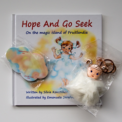 HopeAndGoSeek picture book