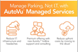 AutoVu Managed Services provide many cost-saving benefits