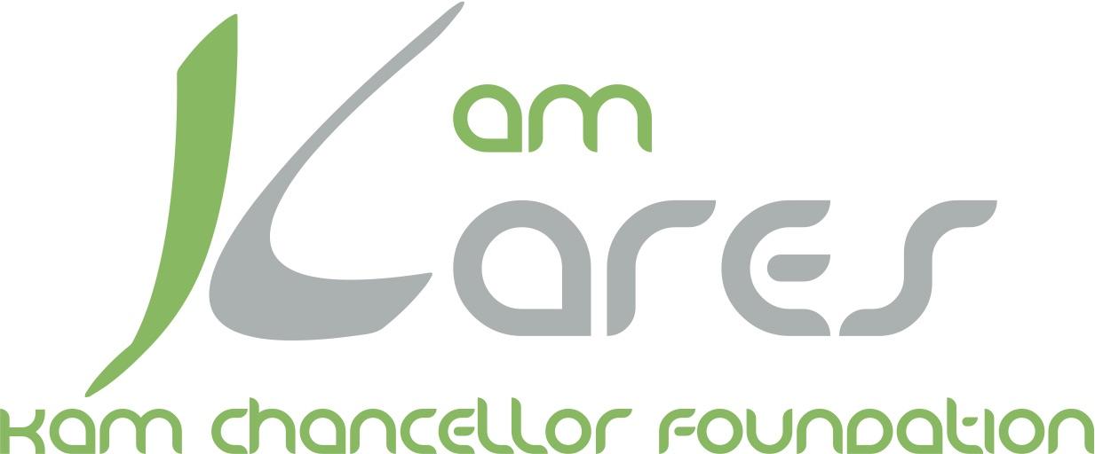 Image result for kam cares foundation logo