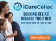 Celiac Disease Foundation Launches iCureCeliac™ Patient-Powered Research Network
