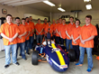 Patti Engineering Sponsors Hope College Engineering Racing Team Enter the Michigan Formula SAE Series