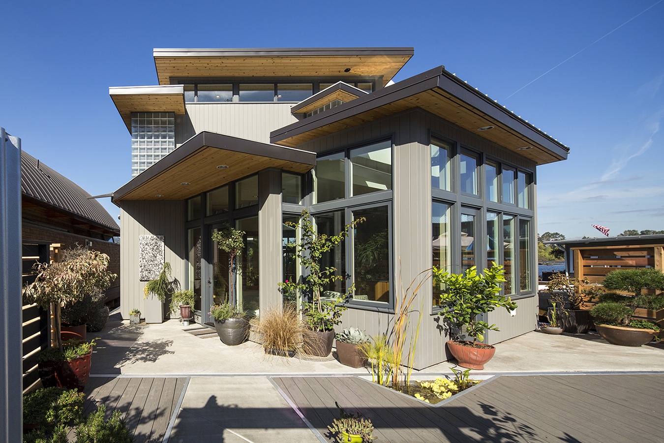 5th annual portland modern home tour features best in for Modern residential architects