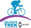 14th Annual Tri-State Trek Bike Ride to End ALS to Take Place June 24-26