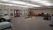 Creekvew Nursing and Rehab's new rehab gym, with full ADL suite and state-of-the-art equipment