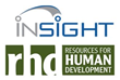 Logos of InSight Telepsychiatry and Resources for Human Development