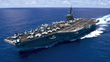 US Navy file photo of the USS Carl Vinson, CVN-70