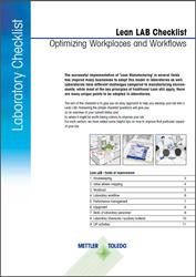 Lean Lab Checklist