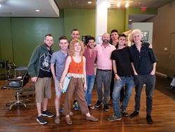 Tampa hair salon, Tribeca Salon