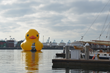 World's Largest Rubber Duck Adds Tall Ships® Erie 2016 to the Bill