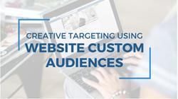 Shweiki Media Printing Company, printing, publishing, marketing, 2016, marketing strategy, Facebook, Jon Loomer, custom targeting, websites, custom audiences