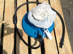 The Pool Man's Friend adapter easily connects any Leaf Master cleaner to the Polaris hose and affords continuous, efficient pool vacuuming.
