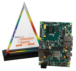 Micro/sys Blazing Frames™ SBC4661 Wins 2016 Vision Systems Design's Innovation Award