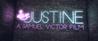 "Screengrab of the ""Live Justine"" logo"