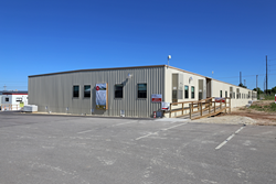 National Bio and Agro-Defense Facility Swing Space Modular Building