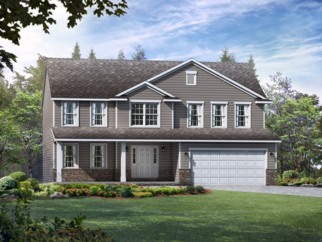 Custom Home Builder Wayne Homes Introduces Their Newest
