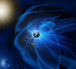 Space Mission, with UMD Contribution, First to Observe Key Interaction Between Magnetic Fields of Earth and Sun