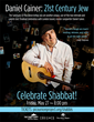 Pico Union Project Presents: Celebrate Shabbat with Daniel Cainer