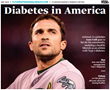 Baseball Pro Sam Fuld Huddles up with Eminent Athletes and Experts to Broaden Diabetes Awareness