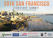 San Francisco 401(k), 403(b), and Retirement Plan Leaders Gather for the 2016 San Francisco Fiduciary Summit