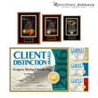 Amerihope Alliance Legal Services' awards for excellence in customer service