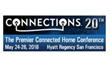 Tunstall Americas to Present at Parks Associates CONNECTIONS™: The Premier Connected Home Conference