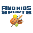 logo for the online directory Find Kids Sports