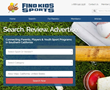 Find Kids Sports Homepage Search Made Easy