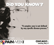 Chicago Hosts Pain Management CE/CME Conference for The Main Street Practitioner on May 21: PAINWeekEnd Regional Conference