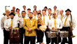 "SF's Grammy Award Winning Latin Big Band: ""Pacific Mambo Orchestra"" Performs at the Osher Marin JCC's Summer Nights' Family-Friendly Outdoor Festival on July 30, 2016"