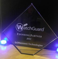 WatchGuard Technologies Founding Partner