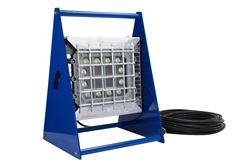 150 Watt Explosion Proof LED Work Light on Base Stand