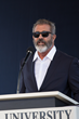 Hollywood actor/producer/director Mel Gibson made a surprise visit to Liberty University's 2016 Commencement Ceremony.