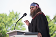 "Willie Robertson from A&E's ""Duck Dynasty"" gave a brief challenge to graduates at Liberty University's 2016 Commencement Ceremony."