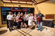 Spicy Vines Ribbon Cutting - Healdsburg City Council, Chamber of Commerce, Chamber Bo