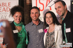 ISA Staff and Industry Guests of Third Thursdays