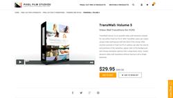 FCPX Transition Plugin - TransWall Volume 3 - Pixel Film Studios