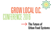 Urban Food Systems Conference in Orange County, CA