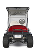 Club Car's new four-inch lift kit for Precedent golf cars accommodates tires of up to 23 inches.